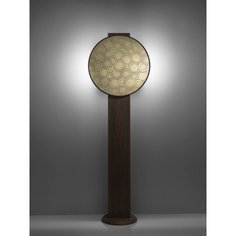 ECLECTIC FLOOR LAMP