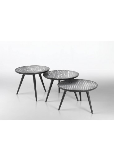 TABLES TRIO METAL